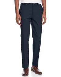 INC International Concepts - Collins Slim-fit Trousers - Lyst