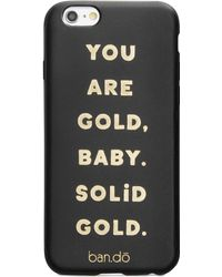Ban.do Iphone 6/6s Case - Black