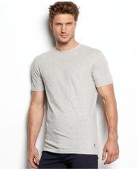 Polo Ralph Lauren - Mens Underwear, Slim Fit Classic Cotton Crews 3 Pack - Lyst