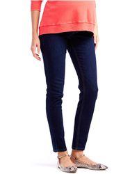 Jessica Simpson - Petite Skinny Maternity Jeans - Lyst