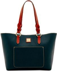 Dooney & Bourke - Patterson Tammy Leather Tote - Lyst