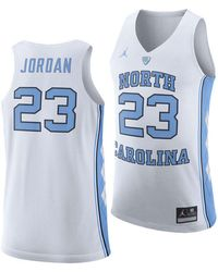 low priced ea5ed 398fe Nike Synthetic Michael Jordan Icon Edition Authentic Jersey ...