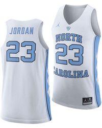 newest collection 5da6e 173b8 Nike Synthetic Michael Jordan North Carolina Tar Heels ...