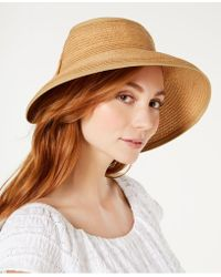 INC International Concepts - I.n.c. Bow Roll-up Visor, Created For Macy's - Lyst