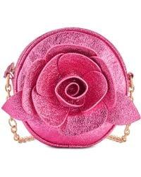 Betsey Johnson Rose Convertible Crossbody - Multicolour