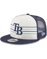 save off 08b1d a5a8f KTZ Tampa Bay Buccaneers State Flective Redux 59fifty Cap in Gray for Men -  Lyst