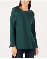 Eileen Fisher - ® Side-slit Tunic Top, Available In Regular & Petite Sizes - Lyst