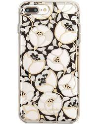 Kate Spade - Paris Poppy Iphone 7 Plus Case - Lyst