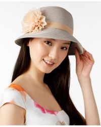 August Accessories - Tea Time Cloche - Lyst