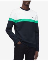 Calvin Klein - Colorblocked Shirt - Lyst