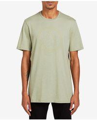 Volcom Off Pin Short Sleeve T-shirt - Green