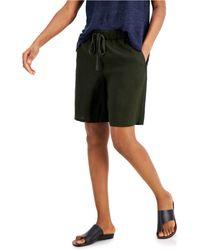 Eileen Fisher Drawstring Shorts - Multicolour