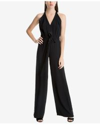Max Studio   Wide-leg Jumpsuit, Created For Macy's   Lyst