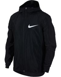 Nike - Men's Showtime Shield Basketball Jacket - Lyst