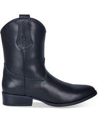 Dingo Lefty Boot - Black