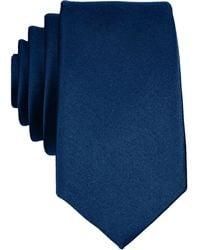 Original Penguin - Super Slim Solid Tie - Lyst