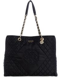 Guess - Sweet Candy Nylon Tote - Lyst