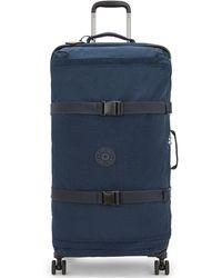 "Kipling Spontaneous 26"" Medium Rolling Luggage - Blue"