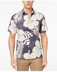 Tommy Bahama - Hialeah Hibiscus-print Shirt - Lyst