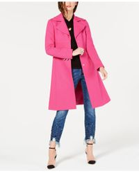INC International Concepts - I.n.c. Cotton Ponte-knit Coat, Created For Macy's - Lyst
