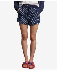 Champion - Reverse-weave High-waist Shorts - Lyst