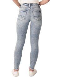 Silver Jeans Co. Avery Skinny Jeans - Blue