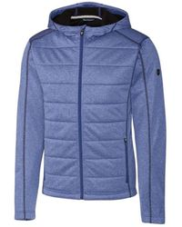 Cutter & Buck - Altitude Quilted Jacket - Lyst