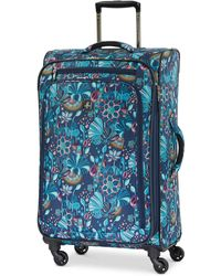 """Atlantic - Infinity Lite 3 25"""" Expandable Spinner Suitcase - Lyst"""