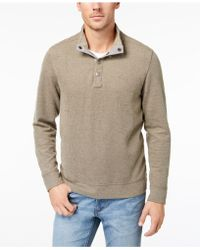 Tommy Bahama - Men's Cold Springs Mock-collar Jumper - Lyst