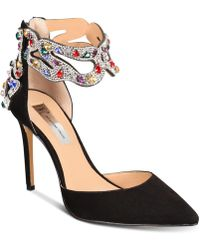 INC International Concepts - Kallista Ankle-strap Pumps, Created For Macy's - Lyst