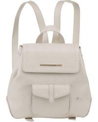 Kensie Boho Lightweight Rucksack Backpack - Natural