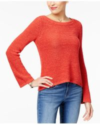 Style & Co. - Boat-neck Sweater - Lyst