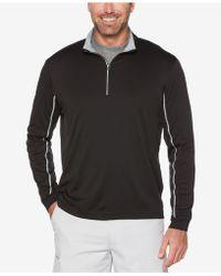 PGA TOUR - Men's Quarter-zip Sweater - Lyst