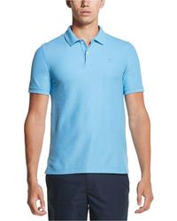 DKNY Stackable Regular-fit Polo Shirt - Blue
