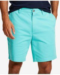 """Nautica - Sail Cloth 8.5"""" Shorts - Lyst"""