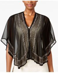 INC International Concepts - Beaded Evening Kimono - Lyst