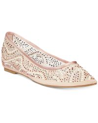 Charter Club - Tonina Pointed-toe Flats, Created For Macy's - Lyst