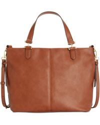 INC International Concepts Inc Elliah Wrap Tote, Created For Macy's - Multicolor