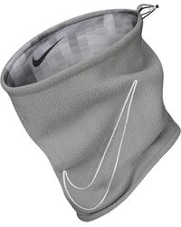 Nike Reversible Warmer 2.0 Cravat - Gray