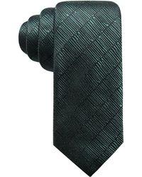 Alfani - Epping Slim Textured Multi-stripe Silk Tie, Created For Macy's - Lyst
