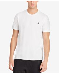 Polo Ralph Lauren Classic Fit Performance Tee - White