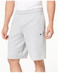 Champion - Fleece Shorts - Lyst