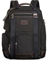 Tumi | Alpha Bravo Shaw Deluxe Ballistic Nylon Backpack | Lyst