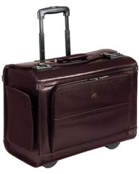 Mancini - Business Collection Wheeled Laptop Catalog Case - Lyst