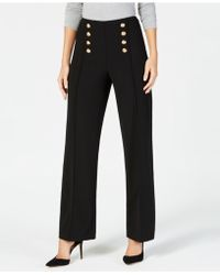 INC International Concepts - I.n.c. Petite Wide-leg Sailor Pants, Created For Macy's - Lyst