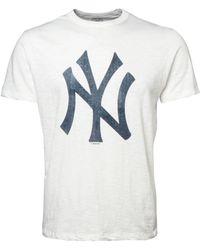 47 Brand - Men's Short-sleeve New York Yankees Scrum T-shirt - Lyst