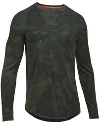 Under Armour - Men's Sportstyle Charged Cotton® Long-sleeve T-shirt - Lyst