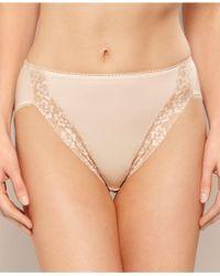 Wacoal - Bodysuede Lace Leg High Cut Brief 89371 - Lyst