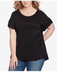 Jessica Simpson - Trendy Plus Size Olympia T-shirt - Lyst
