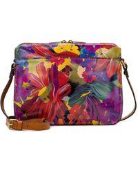 Calvin Klein Keiko Crossbody Bag - Multicolor